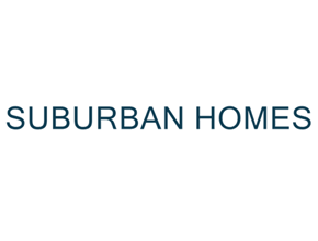 Suburban Homes of Mobile Logo