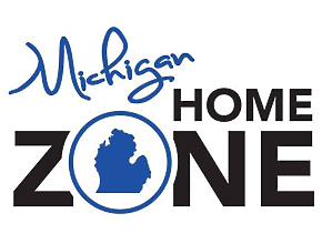 Michigan Home Zone Logo