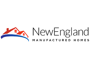 New England Manufactured Homes logo