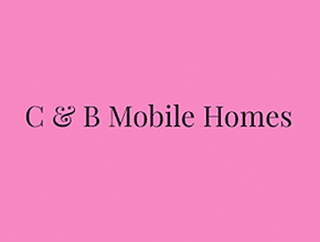 C & B Mobile Homes Logo