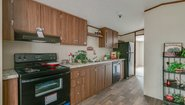 TRU Single Section Exhilaration Lot #36 Kitchen