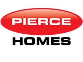 Pierce Homes Logo