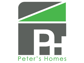 Peter's Homes Logo