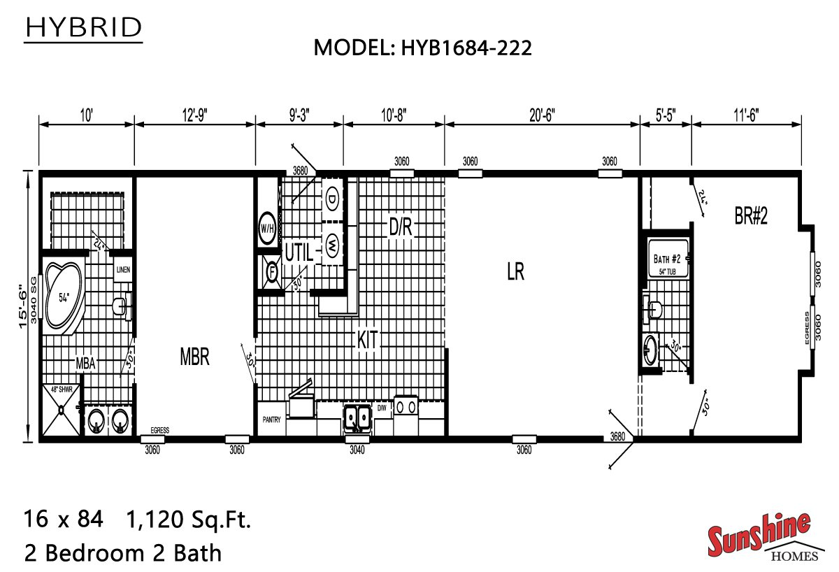 Welcome for 16 x 48 house plans