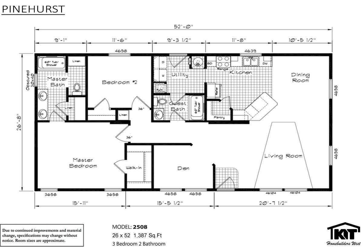 Pinehurst 2508