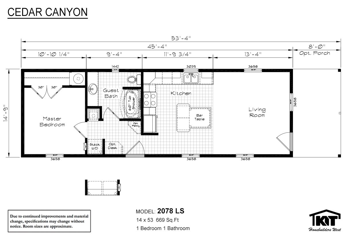 Stout homes inc lewiston id Cedar homes floor plans