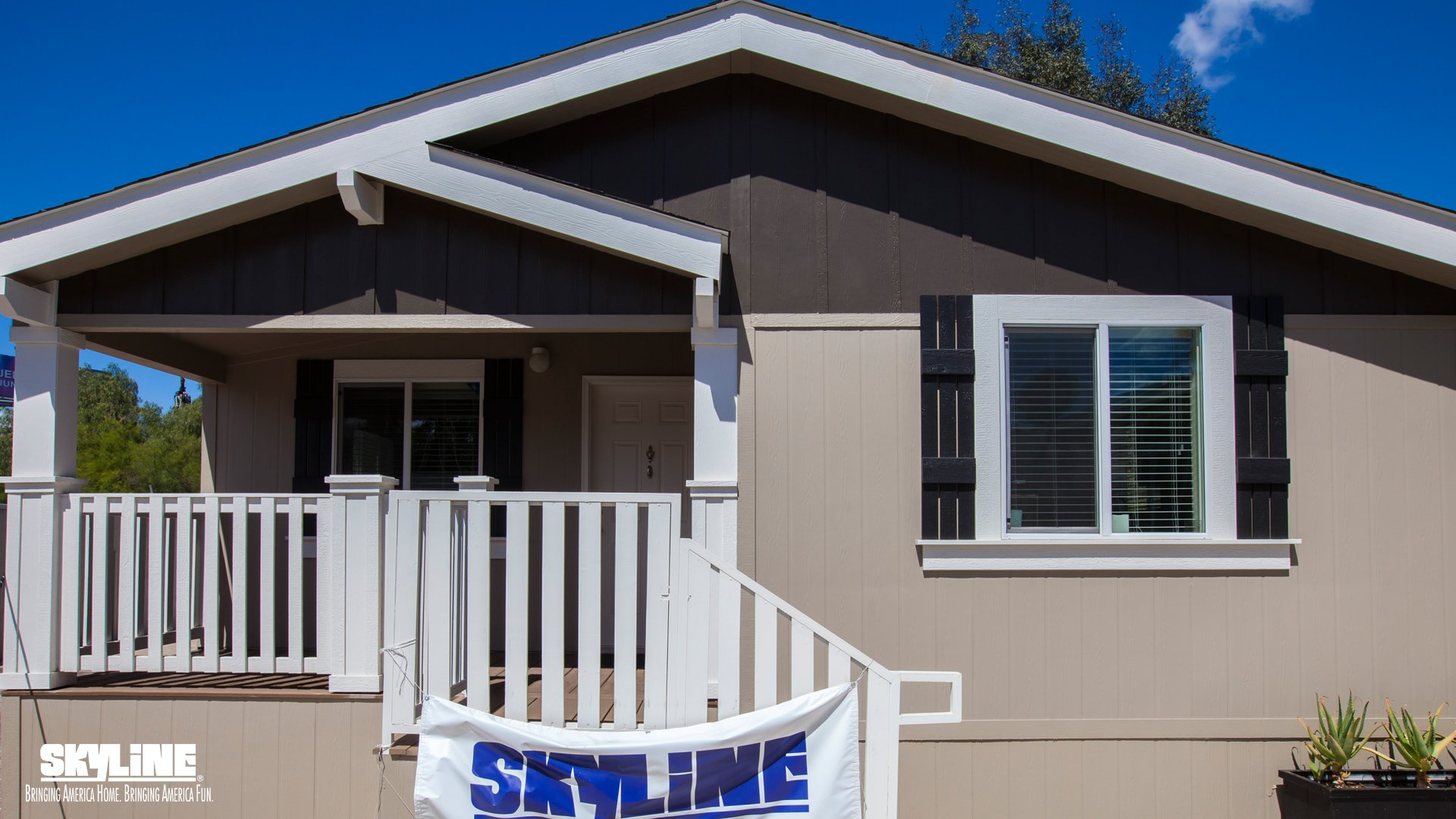 Palm haven 3410 ct by skyline homes for Industrie mobel
