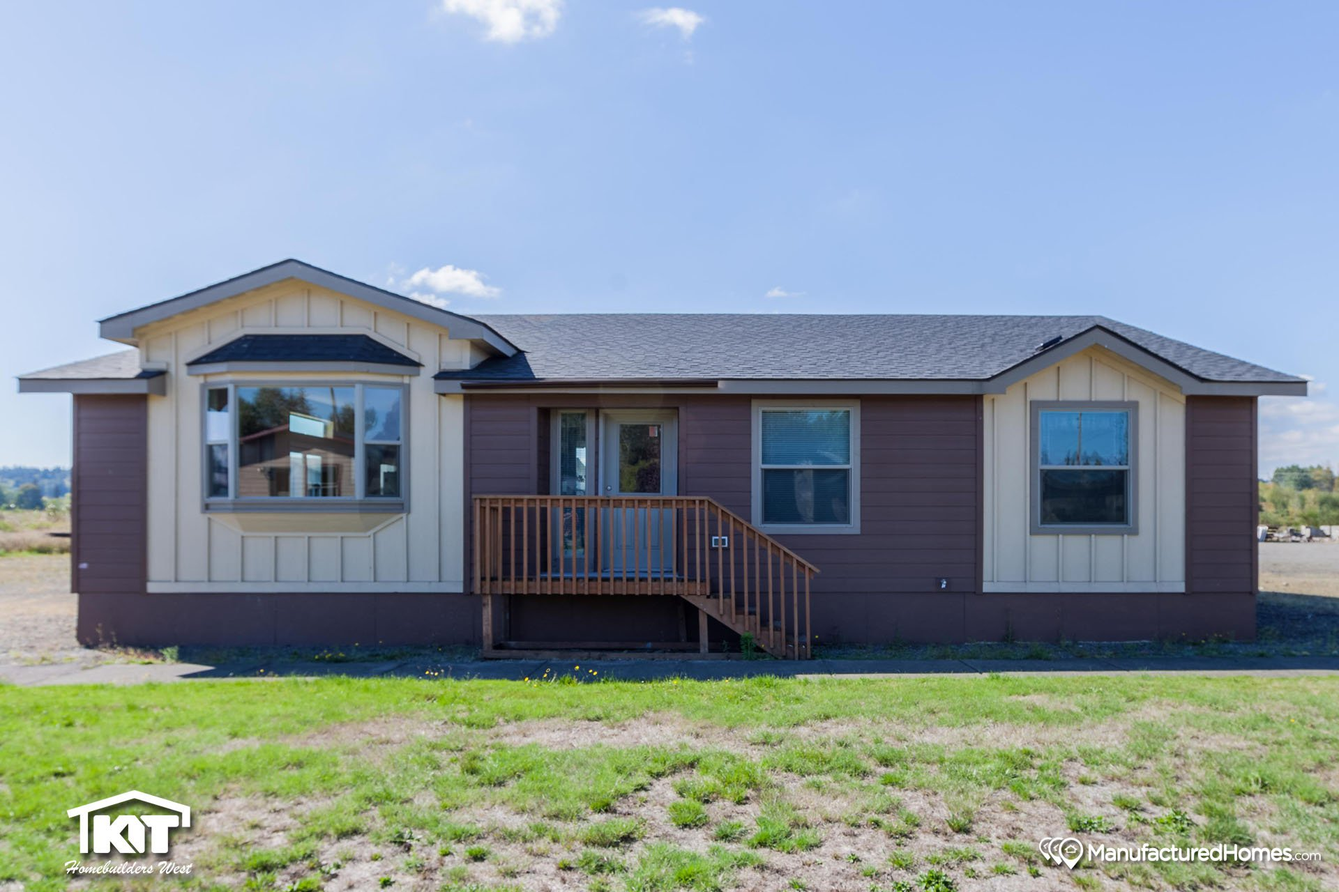 Cedar canyon 2073 by kit home builders west for Kit west homes