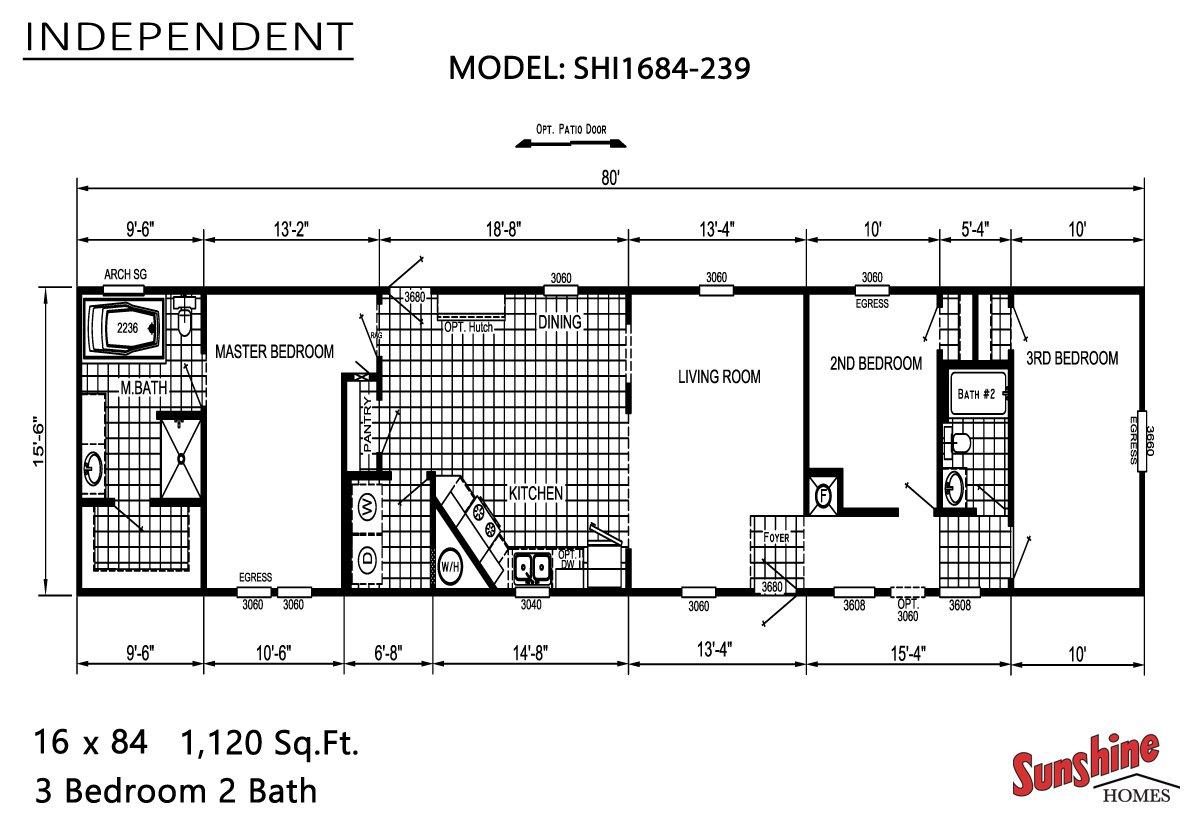 Independent SHI1684-239
