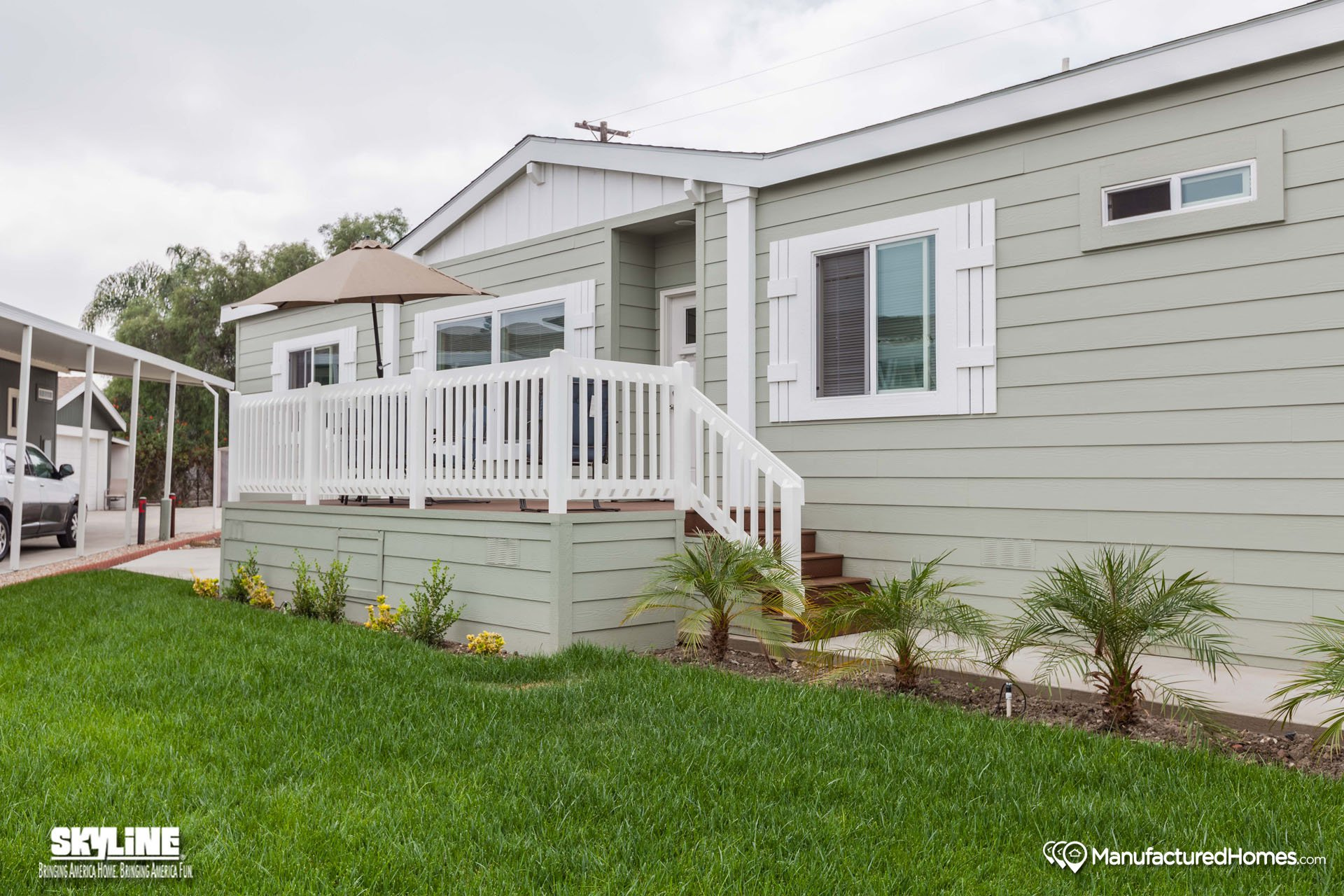 Palm Haven 3408ct Jnr By Skyline Homes