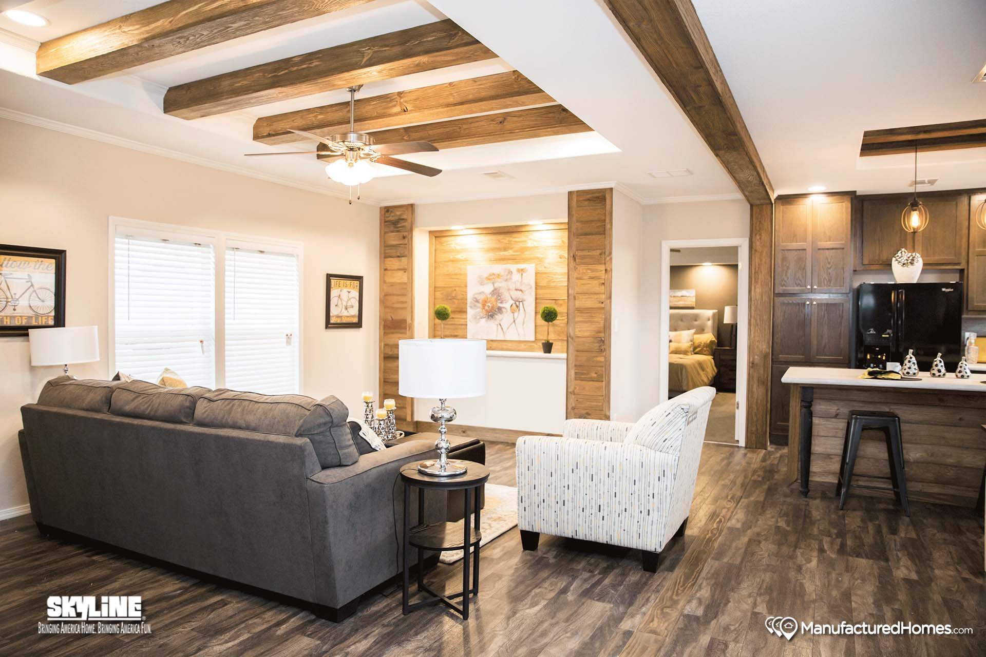 The Victory 6966se By Clayton Homes Of Marshall