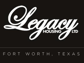 Legacy Housing Logo