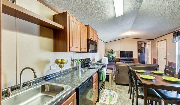 Select Legacy / S-1272-32B - Kitchen