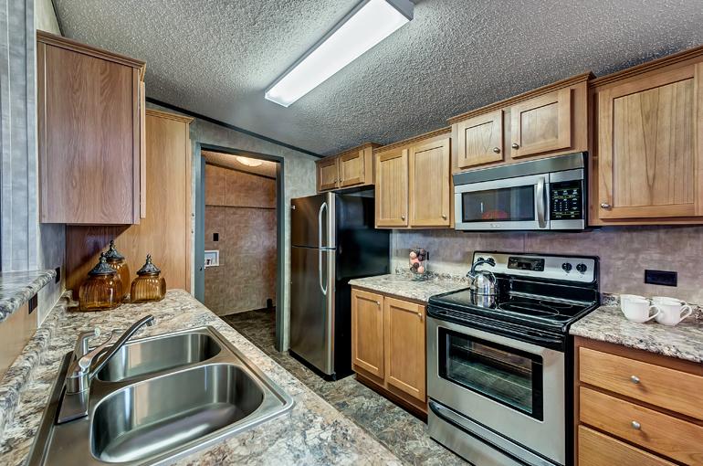 Select Legacy / S-2464-32FLP - Kitchen