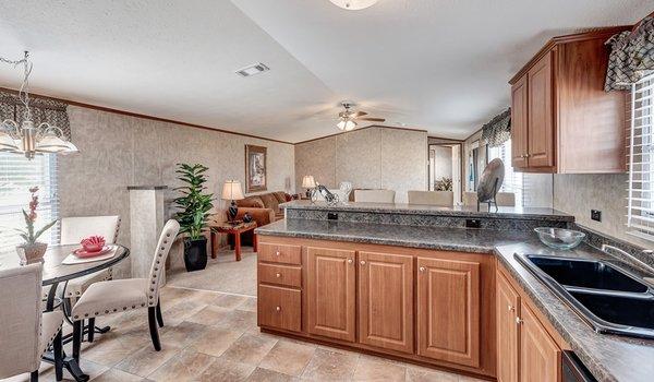 Classic / 1680-32M - Kitchen