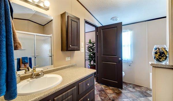 """Hidden Pantry"" / 1680-32Q - Bathroom"