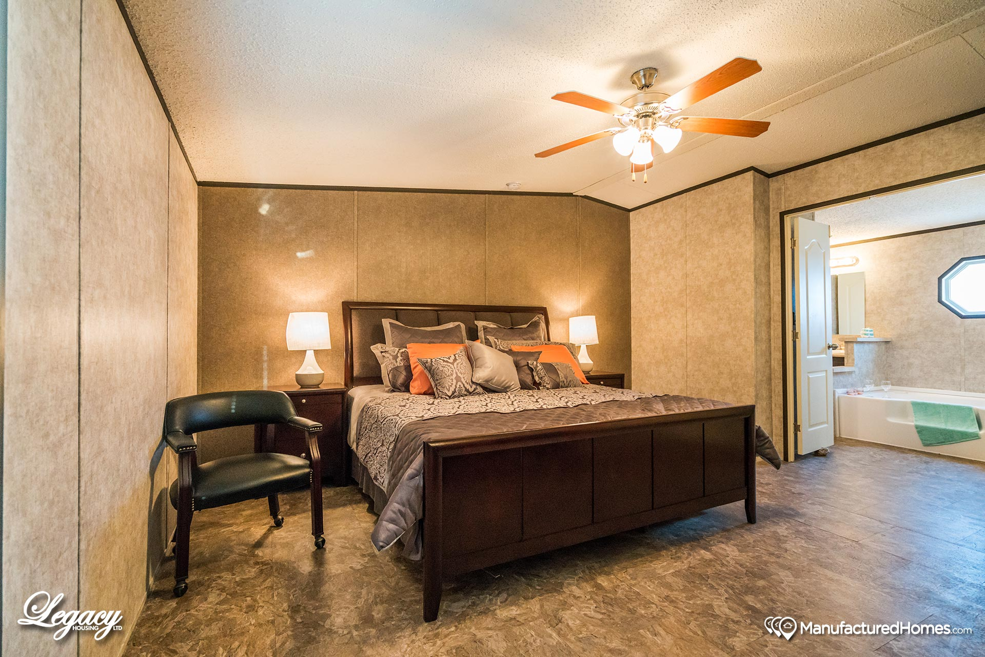 Select Legacy / S-2468-42A - Bedroom