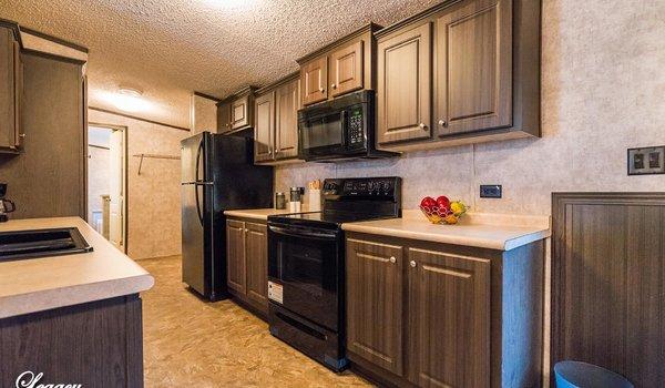 Select Legacy / S-2468-42A - Kitchen