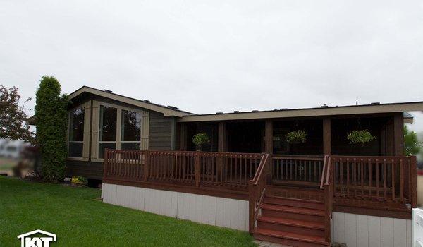 Cedar Canyon / 2083 LS - Exterior