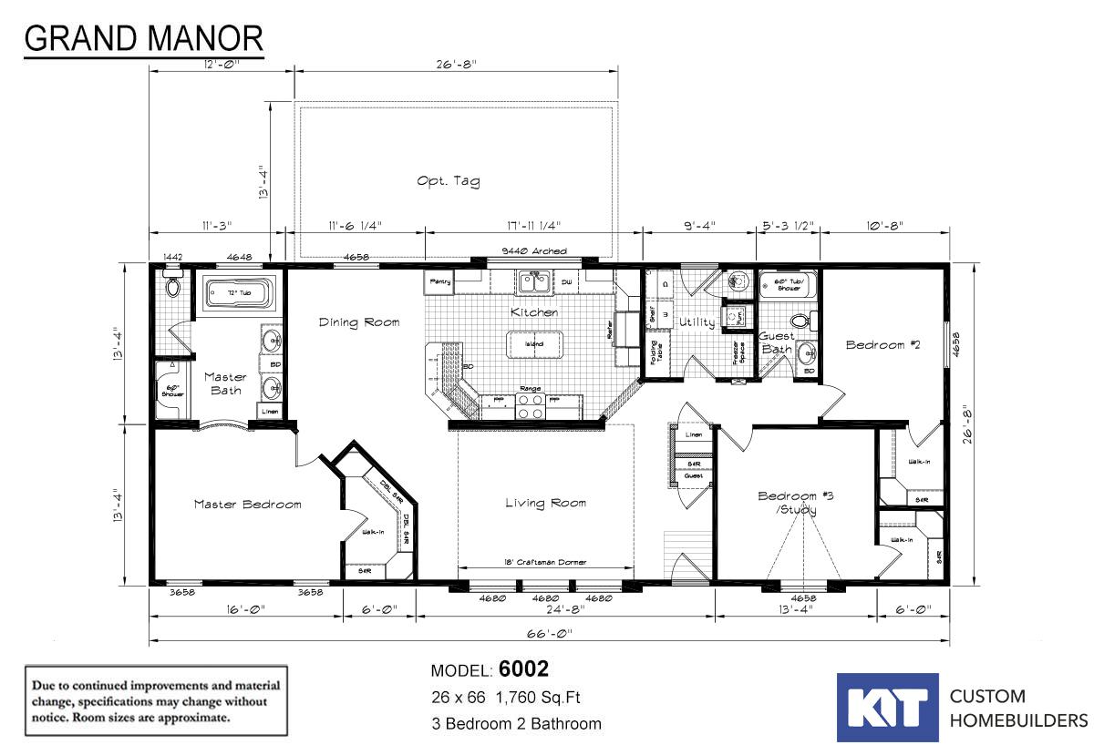 Grand Manor 6002