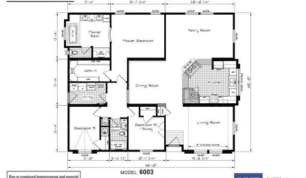 grand manor 6003
