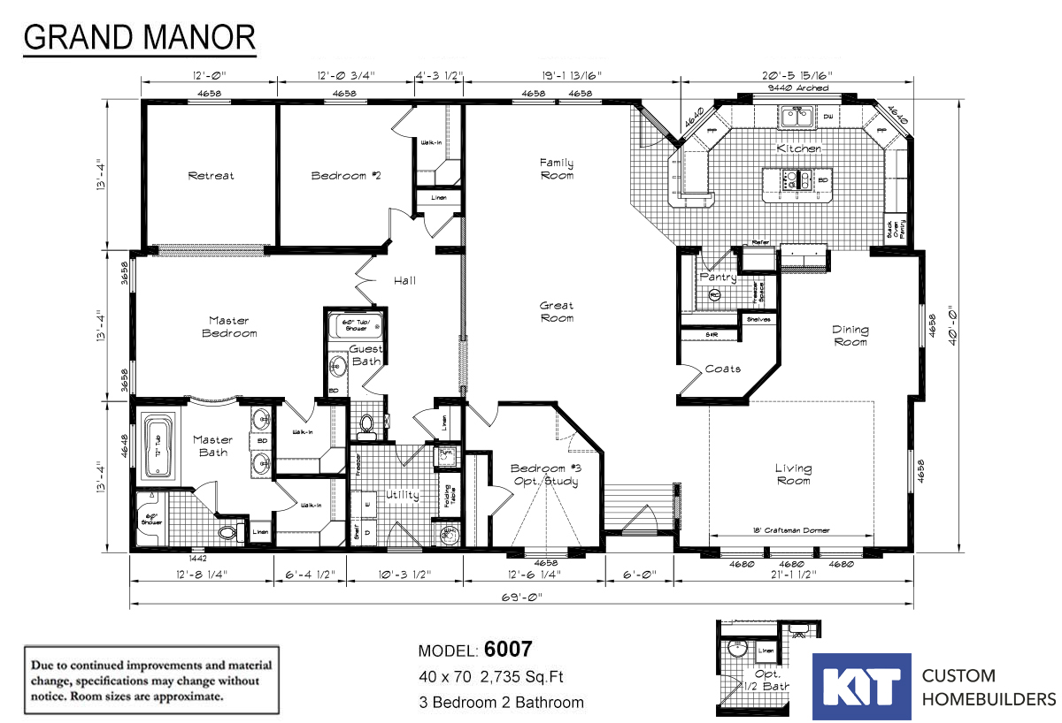 Grand Manor 6007