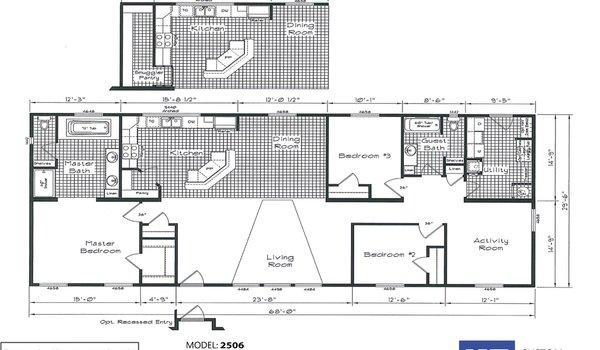 Pinehurst 2506 V1 By Kit Custom Homebuilders