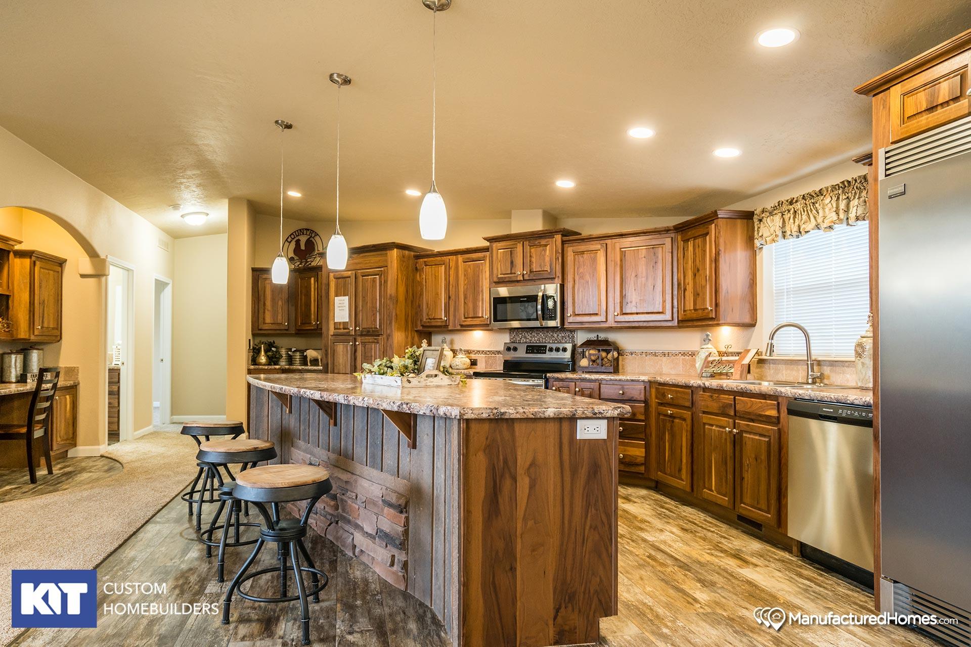 Cedar Canyon / 2077 - Kitchen