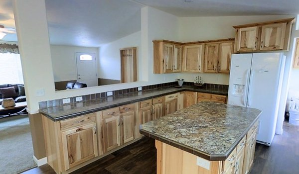 Cedar Canyon / 2007 - Kitchen