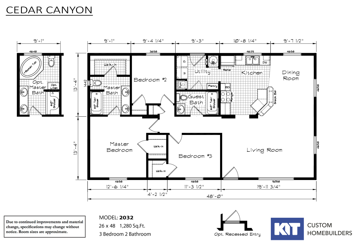 Manufactured & Mobile Homes for Sale in Mountain View ... on 26 x 40 home plans, 30 x 30 home plans, 20 x 20 home plans,