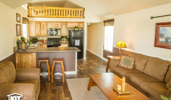 Cedar Canyon Ls 2071 By Kit Custom Homebuilders