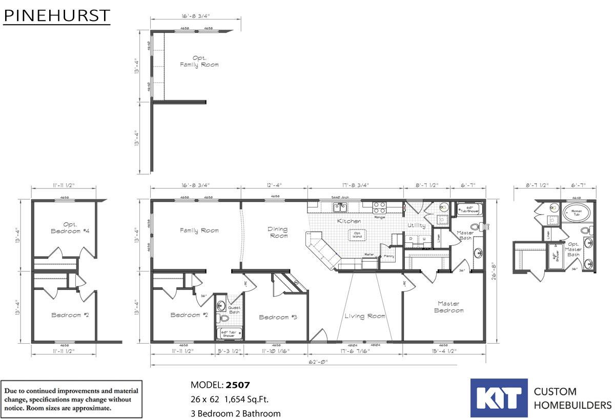 Pinehurst 2507