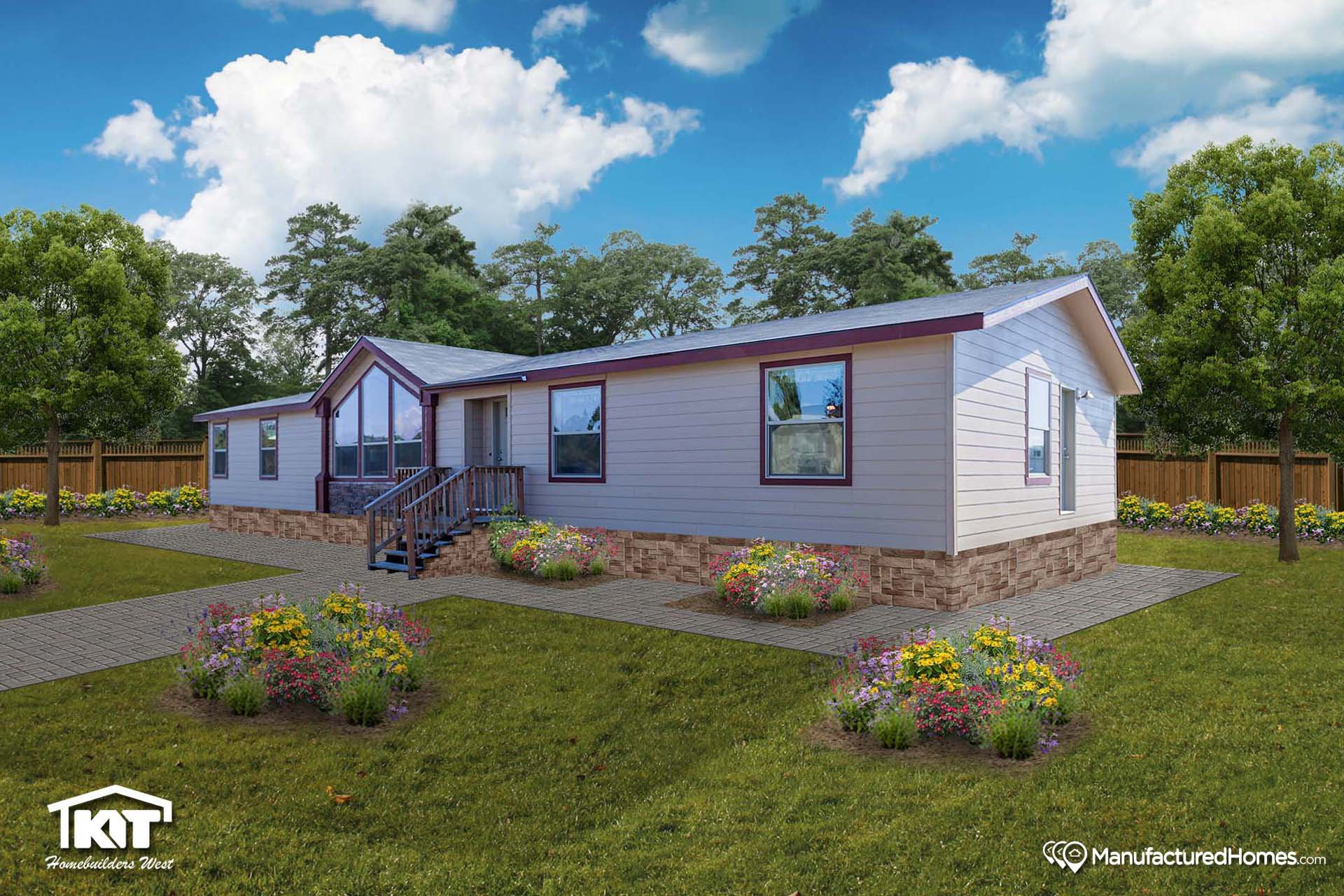 Big mountain homes in gillette wy manufactured home dealer for Kit west homes