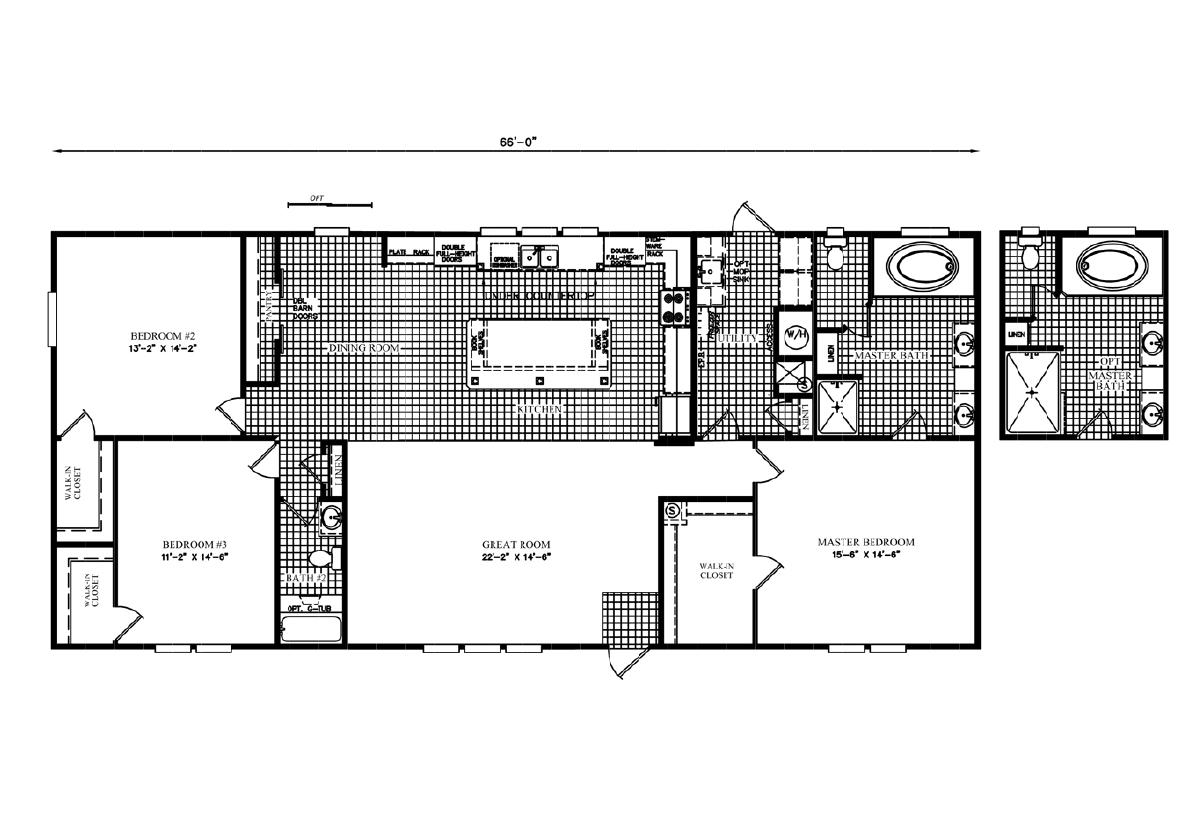 Freedom 3266263 by ScotBilt Homes - ModularHomes com