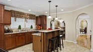 Deer Valley Series Weeks Bay II DV-8407 Kitchen