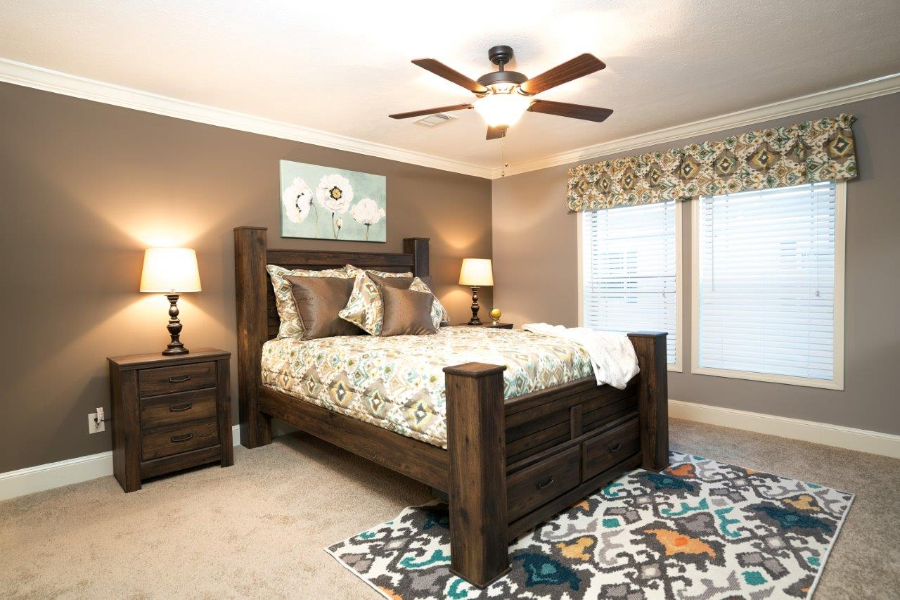 Woodland Series / The Carleton WLT-6807 - Bedroom