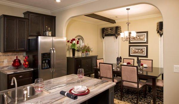 Sun Valley Series / Briarritz SVM-7204C - Kitchen