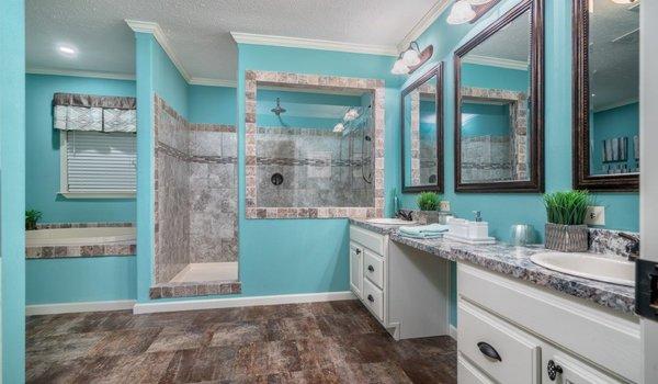 Sun Valley Series / Kairos SVM-7601 - Bathroom
