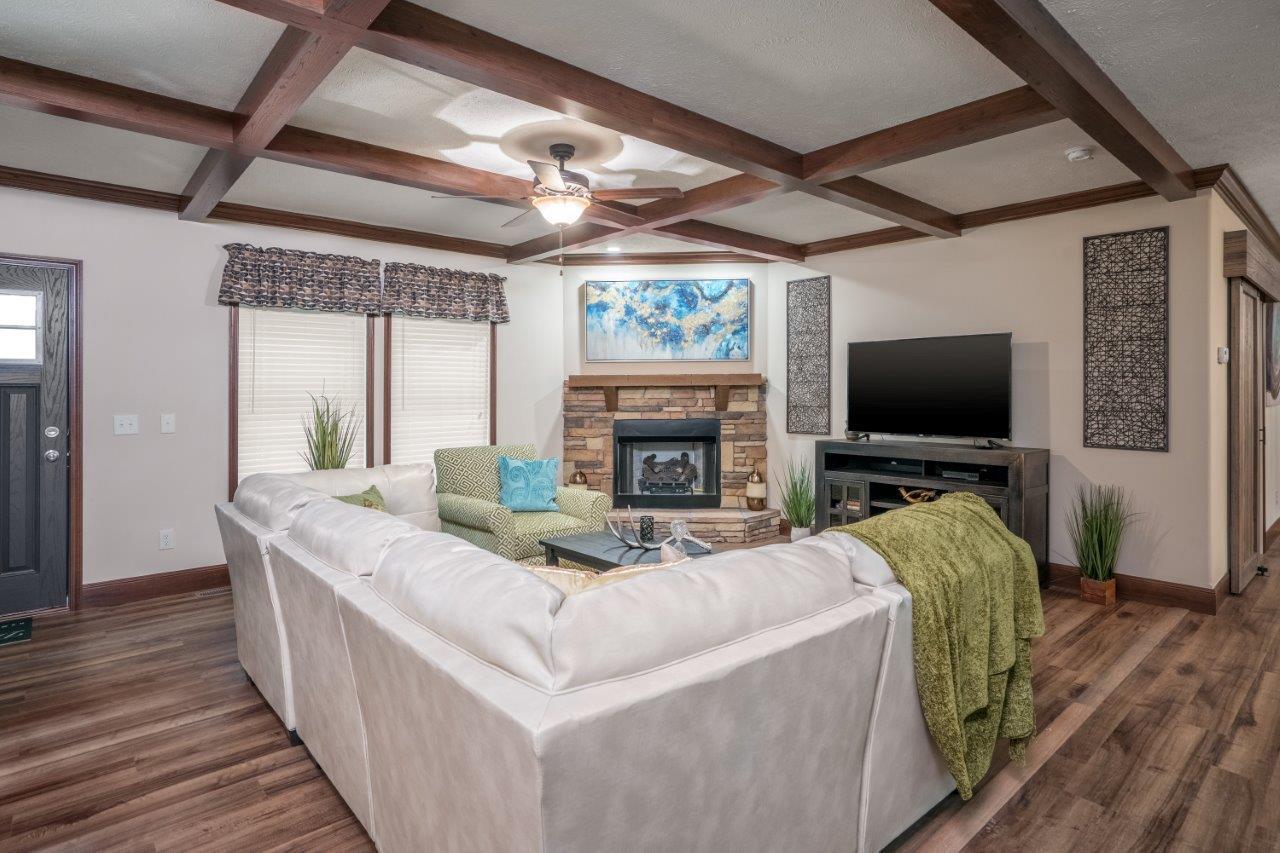 Woodland Series Aimon Wl 7012 By Deer Valley Homebuilders Modularhomes Com