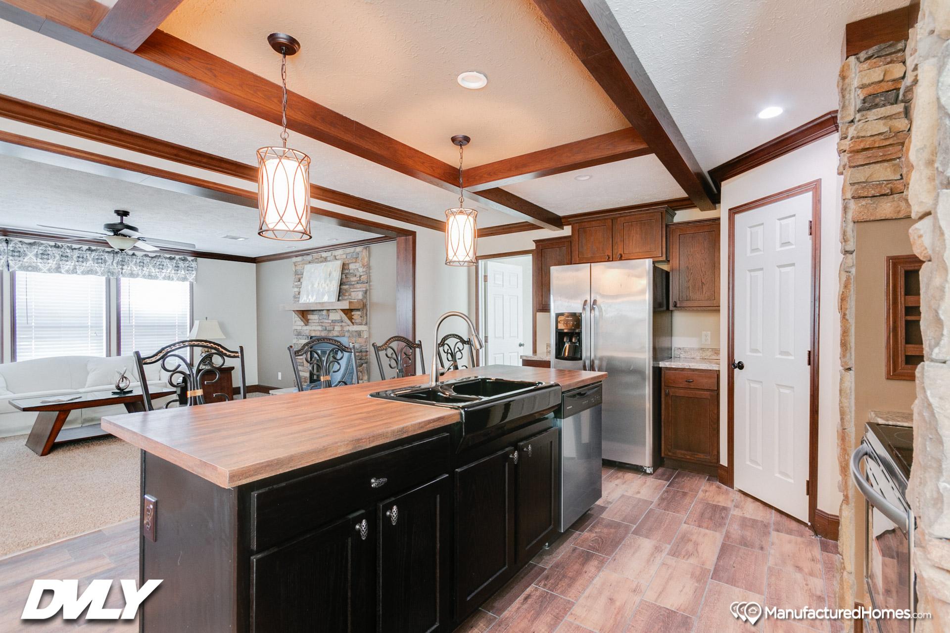 Woodland Series / Maison Calme WL-6806B - Kitchen