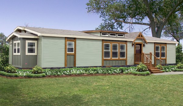 Woodland Series / Maison Calme WL-6806B - Exterior