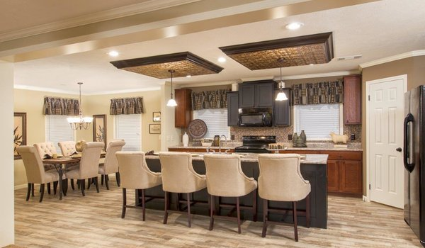 Sun Valley Series / Orchard House SVM-9006B - Kitchen