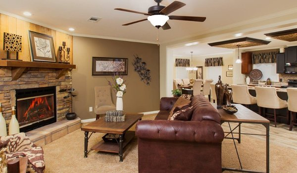 Sun Valley Series / Orchard House SVM-9006B - Interior