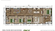 Sun Valley Series Orchard House SVM-9006B Layout