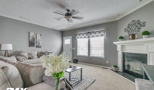 Woodland Series / Orchard House WL-9006 - Interior