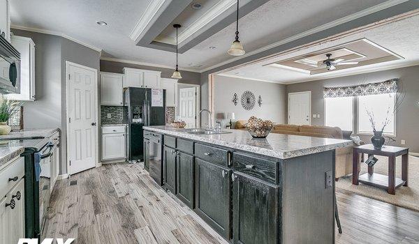 Woodland Series / Orchard House WL-9006 - Kitchen