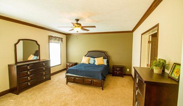 Woodland Series / Aimon B WL-7012B - Bedroom