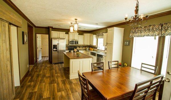 Woodland Series / Aimon B WL-7012B - Kitchen