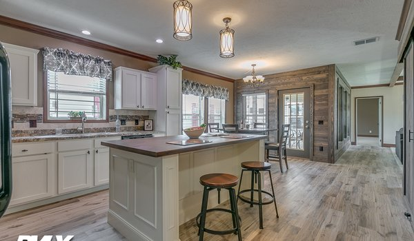 Woodland Series / Aimon C WL-7012C - Kitchen