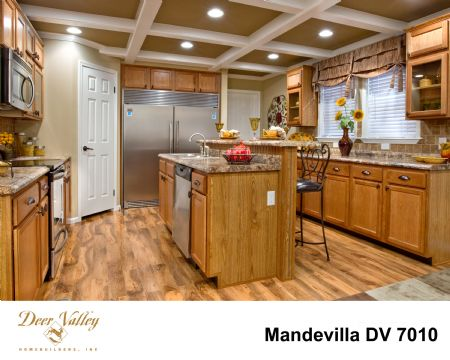hardwood flooring in the kitchen housing in millington tn manufactured home 7010